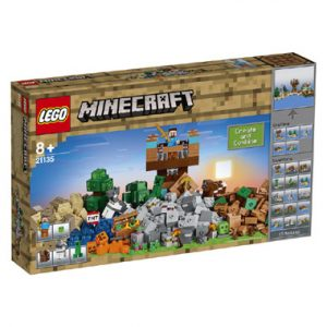 box Crafting met Minecraft