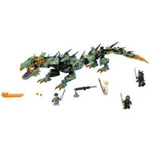 mecha LEGO draak Ninjago