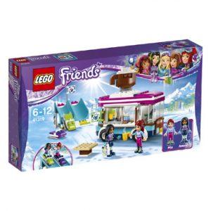 wintersport koek LEGO