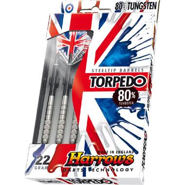 torpedo steeltip dartpijlen