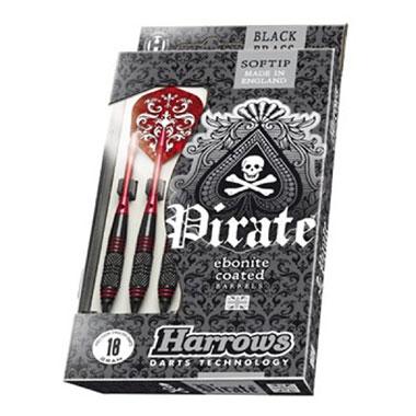 softtip pirate dartpijlen