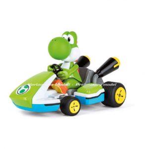 met Yoshi voertuigen