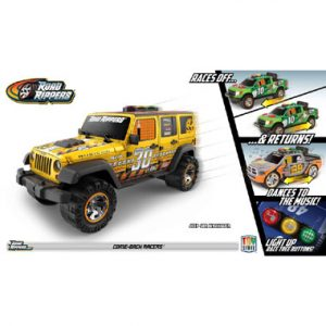 jeep Racers Come Back