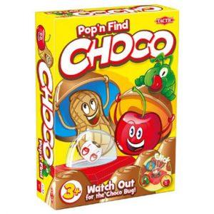 Tactic Choco zijn winkel