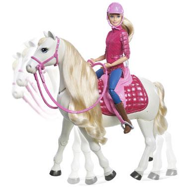 met Barbie Poppen