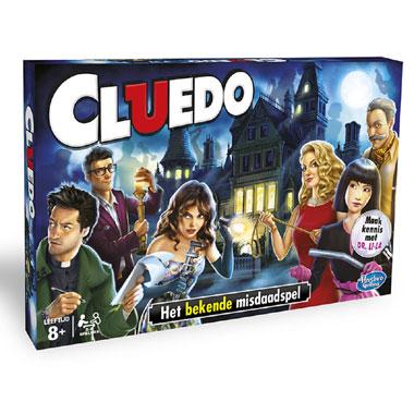 het Cluedo zijn winkel