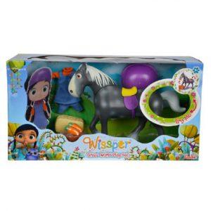 paard met Herbert