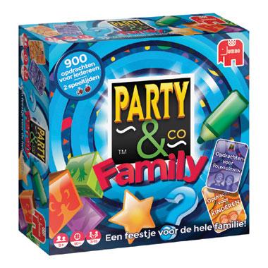 Party Co  wring winkel