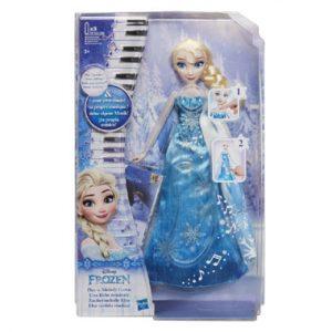 Poppen met Frozen