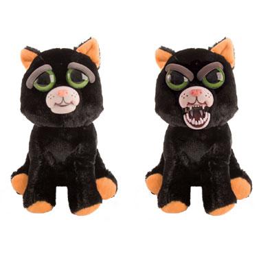 zwarte kat Poppen zijn
