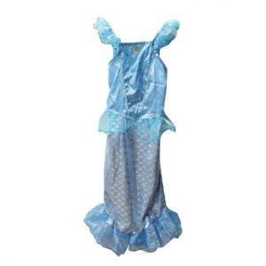 Rollenspel zeemeerminnenjurk