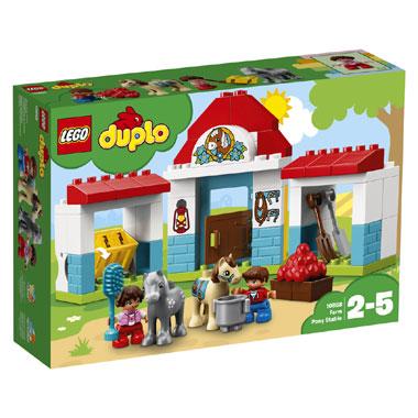 LEGO ponystal DUPLO
