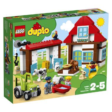 LEGO boerderij avonturen
