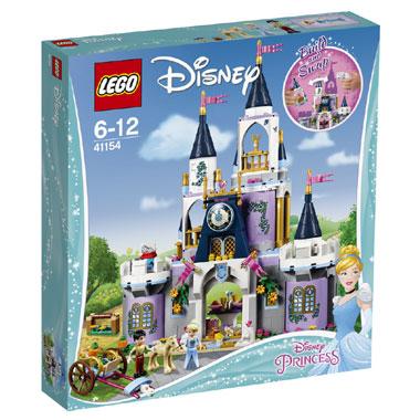 LEGO droomkasteel