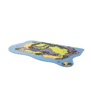 x speeltapijt eiland