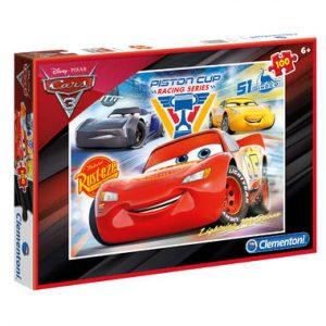 puzzel Cars  Clementoni