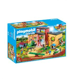 dierenpension PLAYMOBIL
