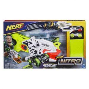 de uit Ramp Rage Nitro