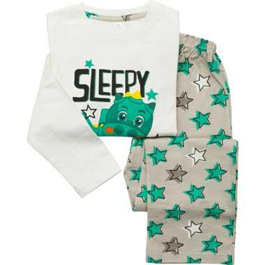 met maat draak pyjama