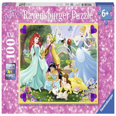puzzel met dromen Princess
