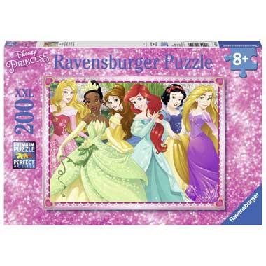 puzzel prinsessen Disney