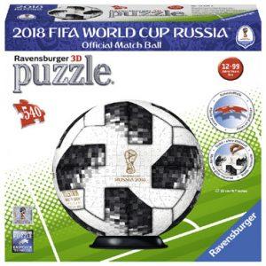 puzzelbal bal D puzzels