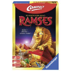 zijn in Ramses één