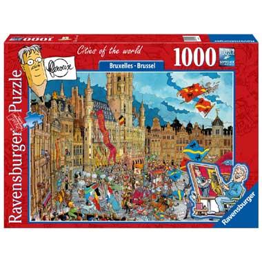 puzzel the duizend Fleroux
