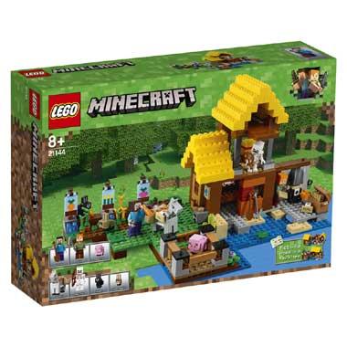 het boerderijhuisje