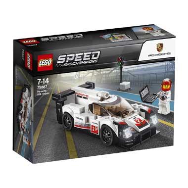 LEGO  Speed Porsche