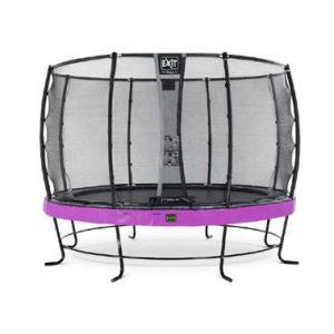 trampoline met  veiligheidsnet