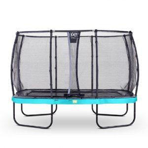 x trampoline  veiligheidsnet