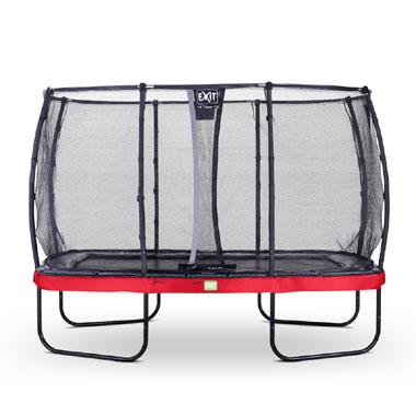 trampoline met deluxe