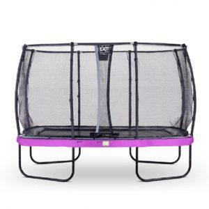 trampoline  x veiligheidsnet