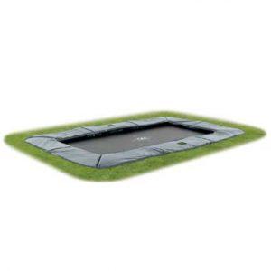 x  trampoline rechthoekig