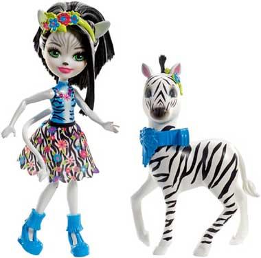 met Zelena Zebra