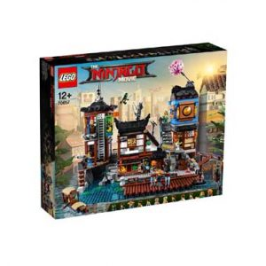 je LEGO haven city