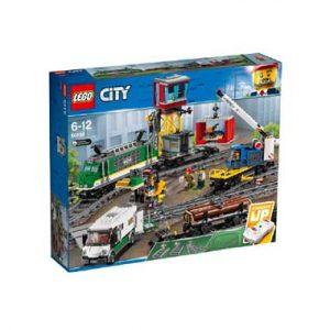 de Vrachttrein LEGO