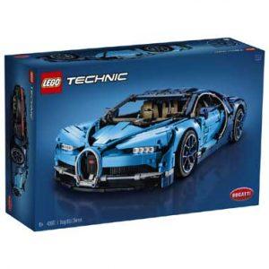 LEGO Bugatti Technic