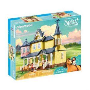 speelset huis Spirit