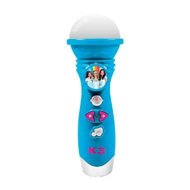microfoon met stemopname