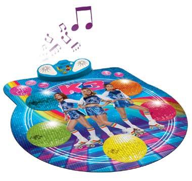 met Rollerdisco Karaokesets