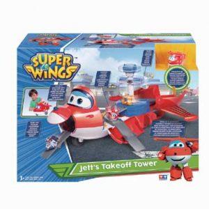luchthaven toren Wings