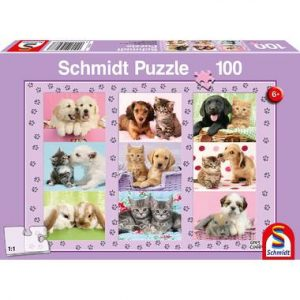 puzzel mijn dierenvrienden